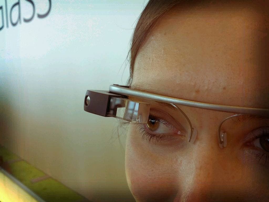 Pay per Gaze en Google Glass